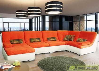 Купить угловой диван пума - Бозен-5-Light