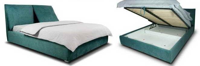 Двуспальная кровать Моника