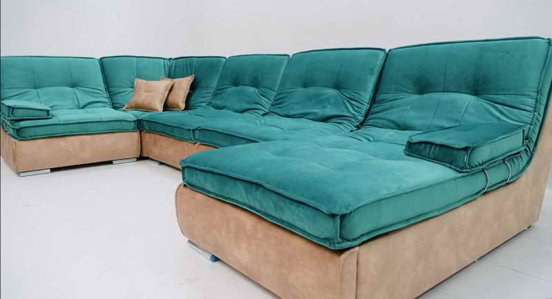 Угловой диван Бозен 5 LUX