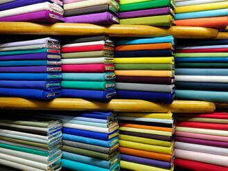 Выбор цвета углового дивана Киев