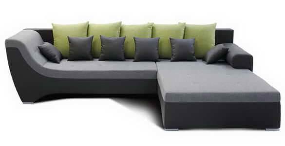 Купить угловой нераскладной диван Фиеста
