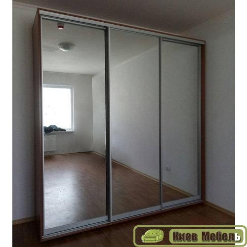 купить киев шкаф купе трехдверный с зеркалами шк 12 24 3ф 2п