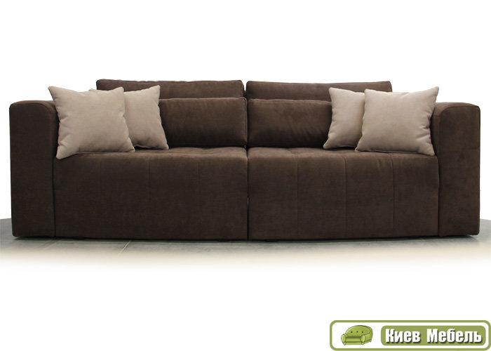 купить в киеве мебель диван еврокнижка Beckham мф Fabene